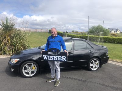 Lexus Winner